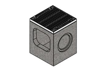 Дощеприймальний колодязь з гратами для БМВ-32.52.51-Б (04870-БМВ/510)  (арт. 04870-БМВ/510)