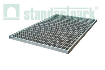 Решітка сталева 600x400  (арт. 30007)