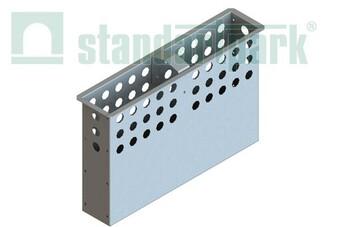 Кошик для пісковловлювача DN110 з оцинкованої сталі  (арт. 6119)