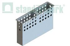 Кошик для пісковловлювача DN110 з оцинкованої сталі