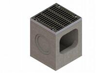 Дощеприймальний колодязь з гратами для БМВ-32.52.51-Б (04870/1-БМВ/510)