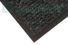 Брудозахисний килим Поляна, чорний