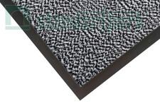 Брудозахисний килим Париж т/сірий