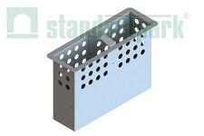 Кошик для пісковловлювача DN160 з оцинкованої сталі